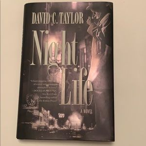 """This is a book call,""""Night Life"""""""